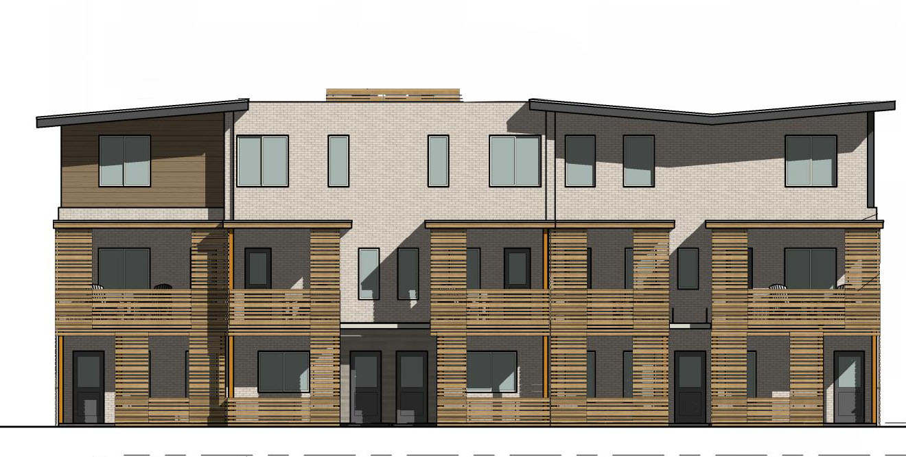 Lot 6 - Elevation View